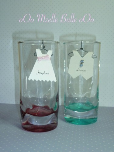 marque-place, marque, place, nom, mariage, idée, décoration, table, Mzelle, Bulle, Mzelle Bulle, oOo, décoration, original, mariés, mariée, marié,